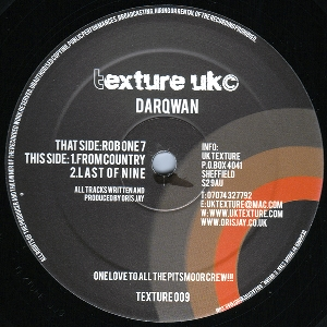 Darqwan / Mark One - The Remix E.P.